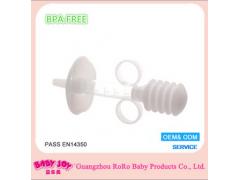 厂家大量批发婴儿滴管喂药器安全方便带刻度硅胶针筒式母婴用品