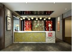 【春秋设计】烟台面馆设计  烟台烘焙店设计 烟台啤酒吧设计