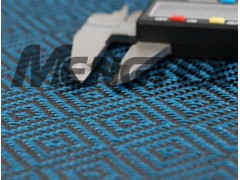 蒙泰芳碳口字型,芳碳混編布,碳芳混編布,碳纖維制品表觀布
