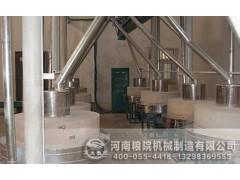 石磨面粉机市场强盛的原因