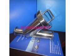 Y型過濾器 不銹鋼衛生級快裝式Y型過濾器 卡箍式Y型過濾器