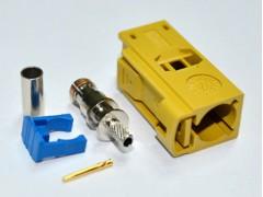 华坚电子提供高质量的汽车连接器(FAKRA)