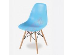 伊姆斯椅子生产厂家 木腿椅子批发 休闲咖啡椅价格