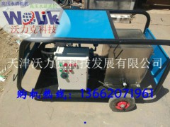 江苏南通路政高压水清洗机 管道疏通机