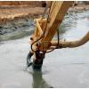 挖机河道清淤液压污泥泵-山东厂家报价直销