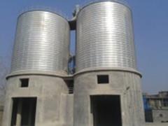 茂盛建筑工程供应优质的镀锌钢板仓,利浦仓厂