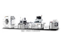 全自动丝印机喜工5070fpc卷料丝印机全自动丝网印刷机