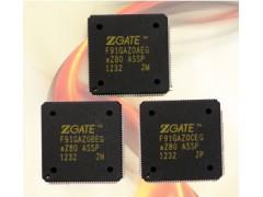 Zilog EZ80F91GA微处理器