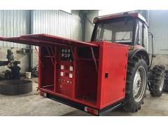 廠家直銷拖拉機電站 型四驅發電機功率50kw