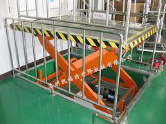 苏州凯福特升降机械物超所值的升降平台出售_剪叉升降机定制
