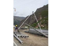 工厂直销 铝合金立杆机 三角立杆器 三脚架起杆器 一套起批
