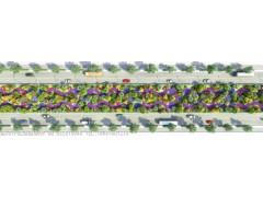 重庆外立面效果图制作|道路绿化效果图|庭院设计