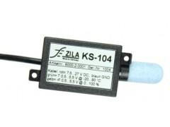 Zila模拟湿温度探针KS-110