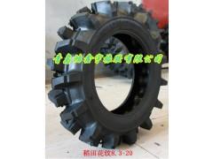供应正品三包特大花纹水田车12.4-28高花纹轮胎
