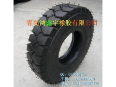 正品叉车轮胎650-10载重车轮胎