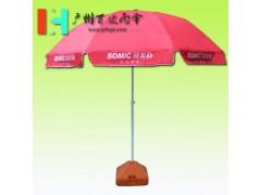 【广州太阳伞厂】定制硕美科耳机太阳伞_硕美科数码实业广告伞
