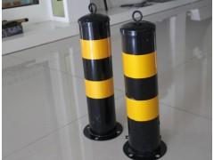 河南弹立柱厂家多少钱、 反光防撞橡胶立柱价格黄白EVA警示柱