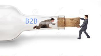 B2B是否也存在瓶颈之说呢?