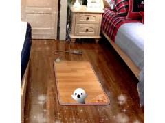 碳晶移動地暖墊取暖墊暖腳電熱板可定制無輻射老人孩子都可以用