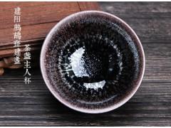 建盏茶具低价出售 专业的鹧鸪斑建盏供应商,当选宗熹建盏