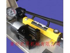 美国进口PARKER派克手动钢管卡套预装机