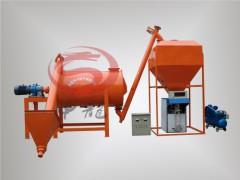 干粉搅拌机价格——干粉搅拌机简易型生产线
