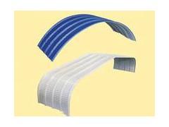 联太钢结构提供东莞地区优良的弧形彩板,弧形彩钢板供应商