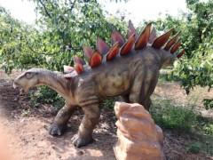 自貢專業的仿真恐龍模型廠家推薦