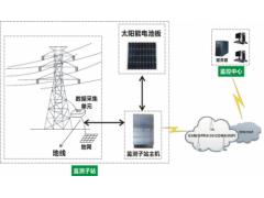 高壓輸電線路覆冰監測系統