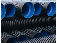 泉州HDPE缠绕增强管、HDPE缠绕增强管批发,兴国通管业供应优质HDPE缠绕增强管