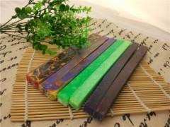 广东地区专业的彩色树脂绿松石电子烟嘴配件