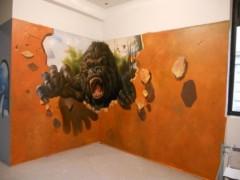 豪品閣墻繪專業提供墻貼壁畫:泉州壁畫