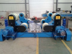 沧州价格合理的工厂直销自调滚轮架批售 优惠的焊接滚轮架
