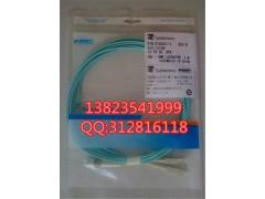 供应AMP安普ST-ST多模双芯3米光纤跳线