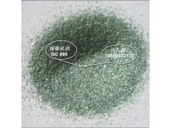 厂家供应一级绿碳化硅砂布砂带用金刚砂干净无杂质粒度集中可出口