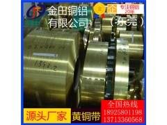 H59-1黃銅管 高精密黃銅管 H85黃銅帶 黃銅帶