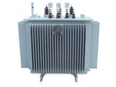 國普供應S11系列低損耗無勵磁調壓電力油浸變壓器