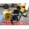 山东滨州城市道路修补裂缝灌缝机 手推式自加热沥青灌缝机