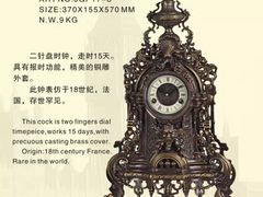 衡水專業的古典鐘表廠家,昱軒價格實惠