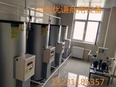 供應工廠多人同時洗澡的大型不銹鋼內膽商用電熱水器