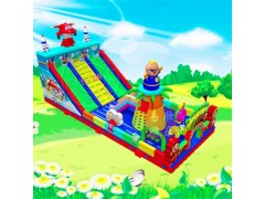 大型充气蹦蹦床室外 小型充气城堡室内淘气堡 幼儿园大型玩具