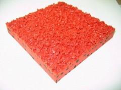大连环保塑胶跑道施工 塑胶跑道厂家 塑胶跑道价格