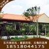 屋面瓦塑料瓦裝飾瓦別墅防水瓦ASA合成樹脂瓦