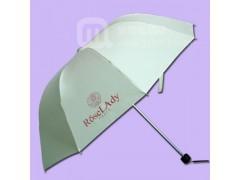 【礼品伞加工】RoseLady化妆品公主伞 广告伞 折叠伞