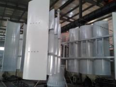 500kw垂直轴风力发电机、永磁、低速、直驱发电机