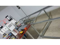 江蘇劃算的雞糞帶焊接機:雞籠輸送帶焊接機