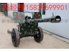 气炮枪-大型两轮加农炮