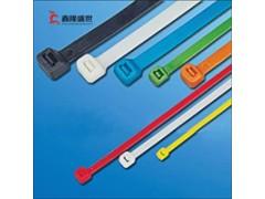 厂家定制 各种优质耐用环保彩色绑带 捆物尼龙理线绑带