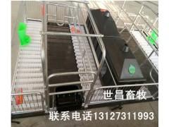 世昌畜牧-王娇供应山东猪场猪产床,母猪分娩产床猪用设备