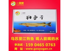 黑龙江黑斑狗鱼一直鲜狗鱼